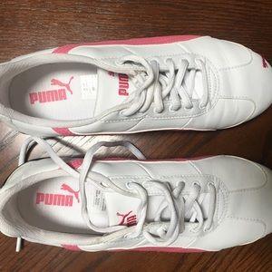 Puma Shoes - Pink Puma Women's Sneakers